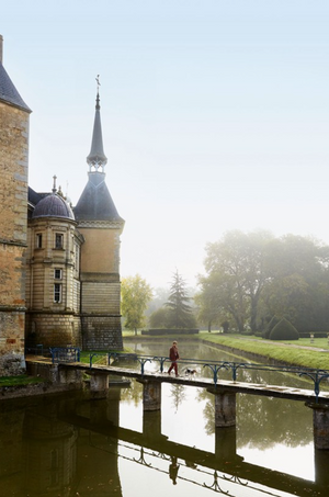 House and Garden - At home: towering renaissance chateau