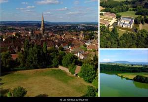 Saône-et-Loire : Les 100 lieux qu'il faut voir, une émission de France 5 à ne pas manquer sur la Bou