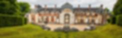 Chateau de Bizy parc à l'anglaise