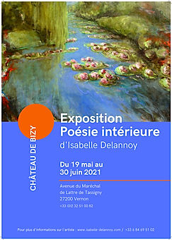 Expo Isabelle Delannoy