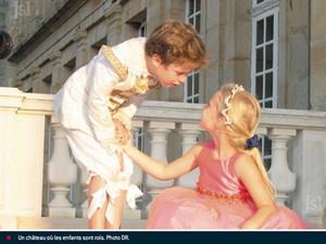 JSL - À Sully, les véritables rois du château, ce sont les enfants