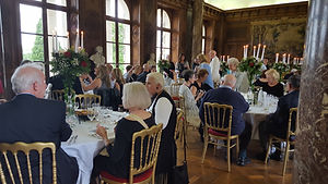 soiree VIP chateau de Bizy