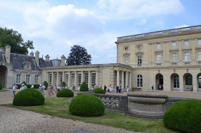 Chateau de Bizy visite enfant groupe