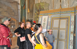 SULLY : Affluence et animations à la fête au Château