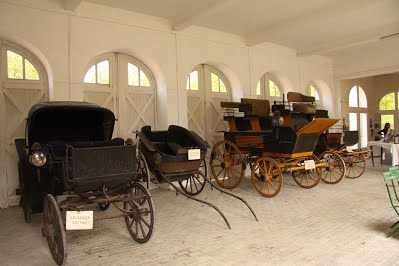 voiture a cheval Chateau collection