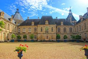 Chateau de Sully, Saone-et-Loire Burgundy