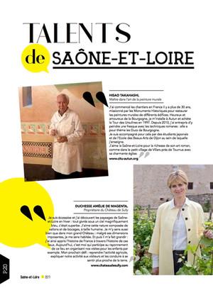 Talents de Saône-et-Loire!