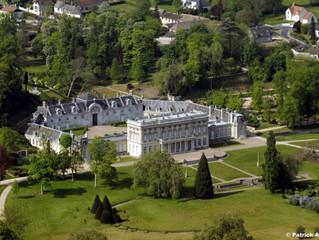 Le château de Bizy, à Vernon, primé par l'association VMF