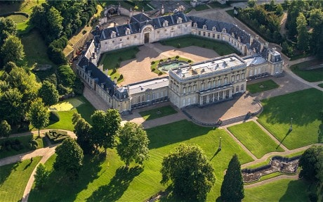 Chateau de Bizy Telegraph