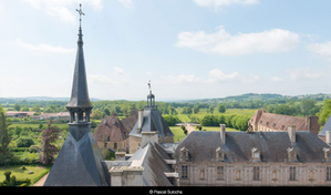 Les randonnées de l'été en Bourgogne-Franche-Comté : autour du château de Sully, en Saône-et-Loi