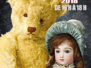 Une exposition-vente d'ours et de poupées au château de Bizy à Vernon