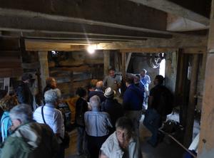 Sully : Le moulin du château s'ouvre au public