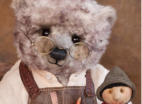 Ours et poupées s'installent au château de Bizy à Vernon