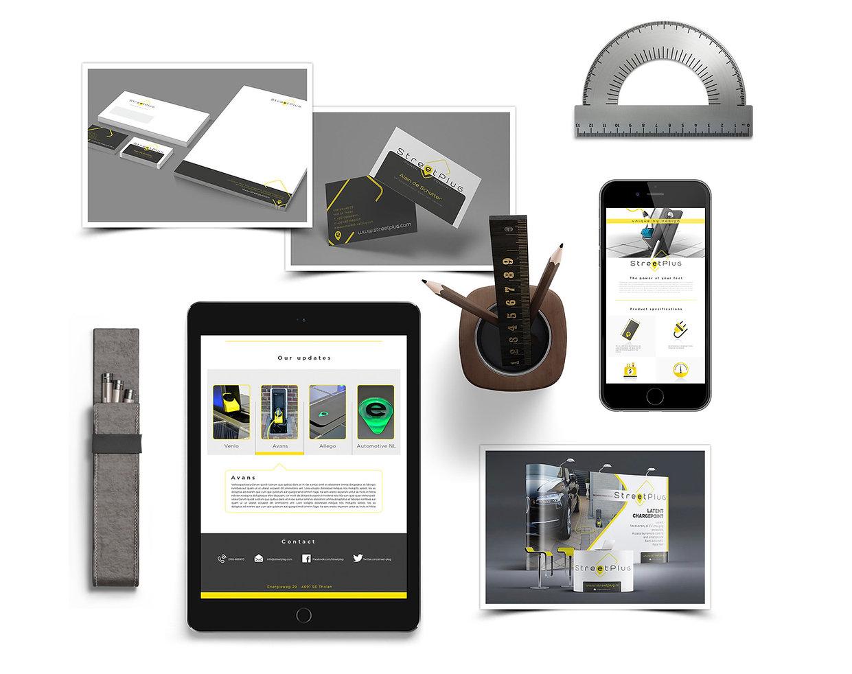 Streetplug via Designstein