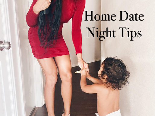 5 Tips For Home Date Night