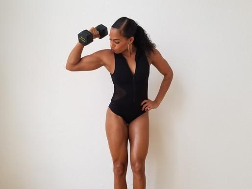 At Home Leg Dumbbells Workout