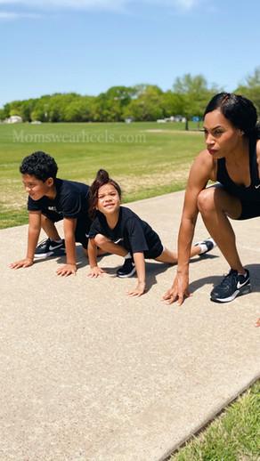 3 Habits of Fit Moms