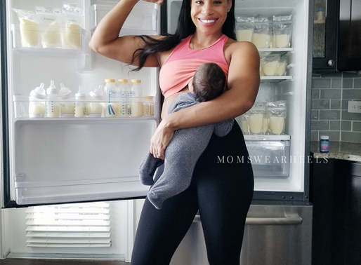 How to Lose Weight AND Breastfeed (+ A Special Gift for You)