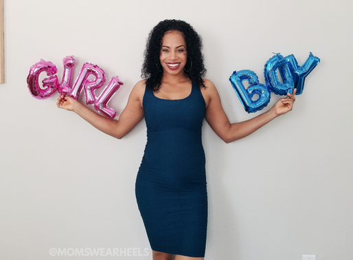 It's A...! Gender Reveal Baby #3
