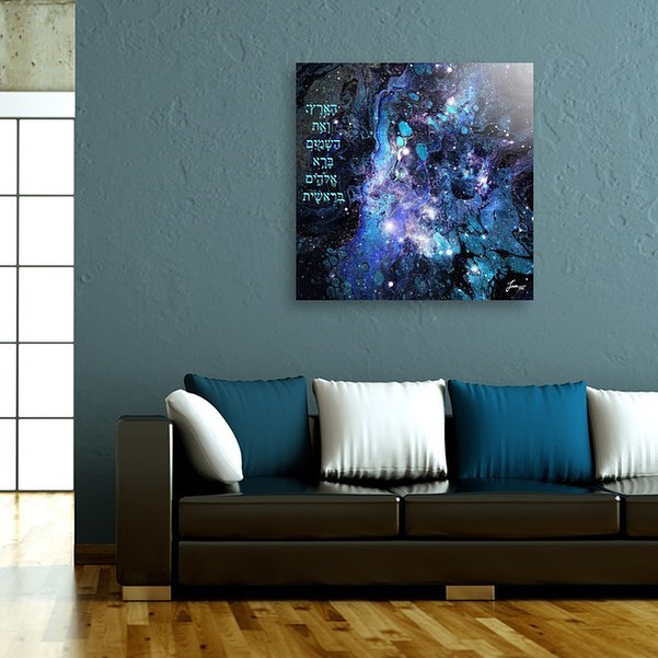 Discover «The Beginning», Limited Edition Aluminum Print by Art By Gabriele via _Curioos