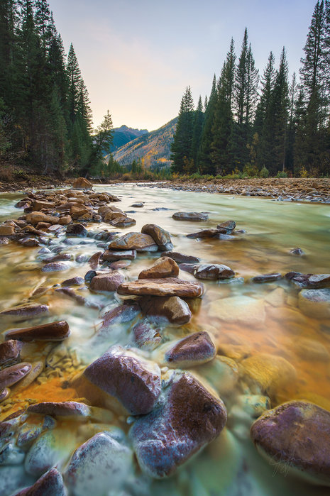 South Fork Mineral Creek