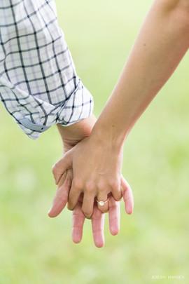 Engagement Hands