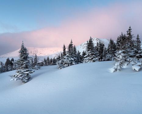 Stanley Mountain Trail Sunrise