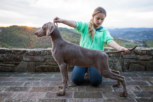 Dog Breeder Portrait