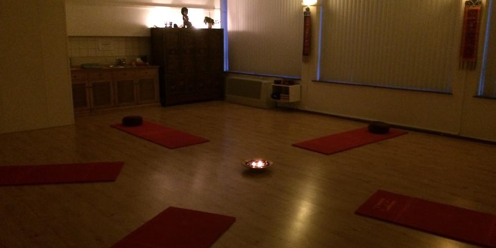 woensdag avond 11 september start nieuwe yoga seizoen