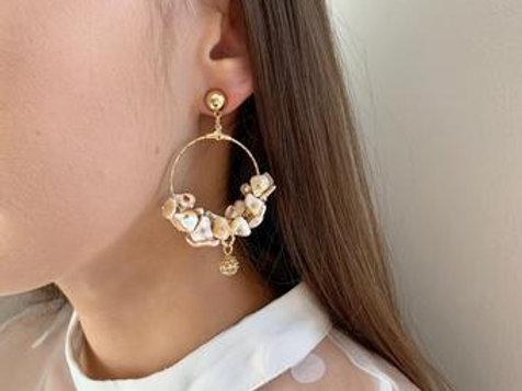 Seashell Earrings - Imogen