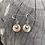 Thumbnail: Heart Dangle Earrings