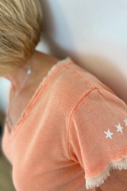 3 star tshirt