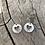 Thumbnail: Heart Cutout Earrings