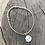 Thumbnail: Diamante Disk Bracelet