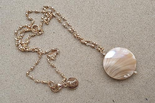 Seashell Necklace - Afra