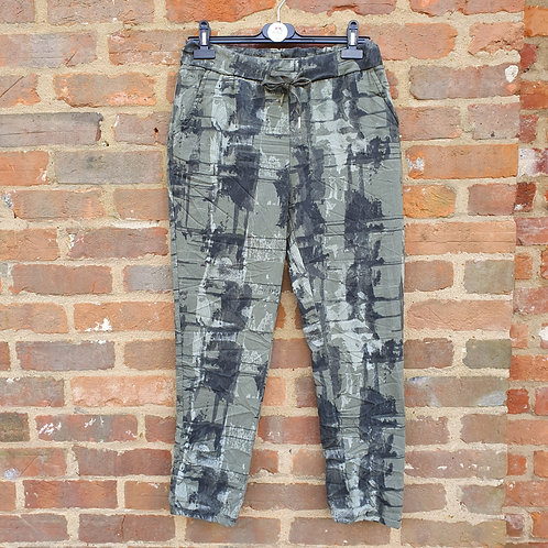 Patterned Magic Trousers