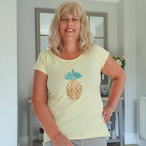 Luella Pineapple T-shirt