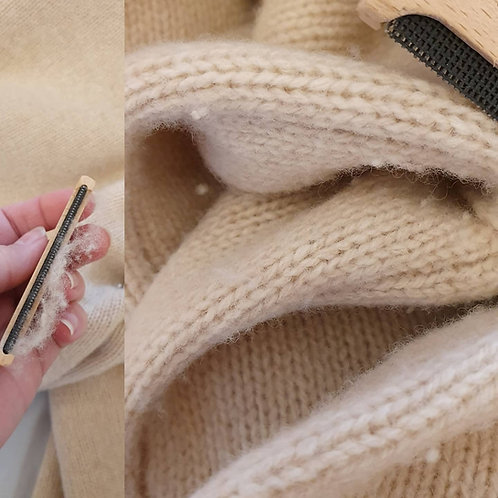 Cashmere/Knitwear Comb