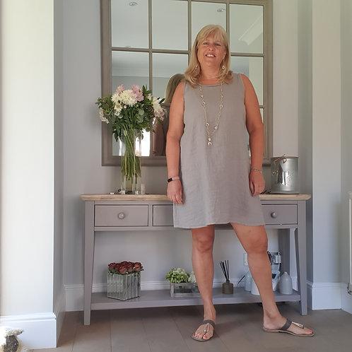 Luella Linen Dress