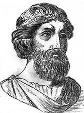 Величайший ученый, философ-мистик, Посвященный, математик. геометр , астроном, а так же глубочайший из метефизиков, основатель  школы пифогорейцев (род. 586  г. до н. э.)