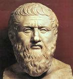 Платон. Великий Посвященный,  величайший греческий философ. Он был учеником Сократа и учителем Аристотеля (400 г. до н. э.)