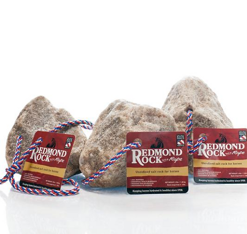 Redmond Rock on a Rope (x 3)