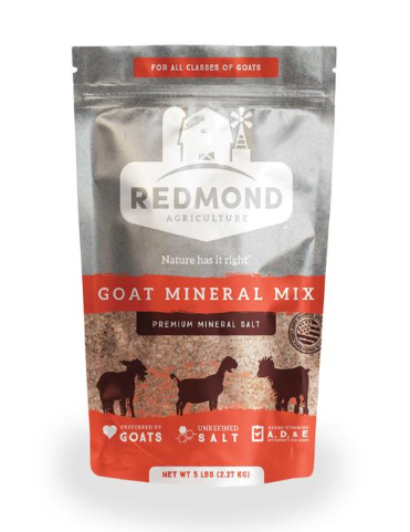 Goat Mineral (5 lb pouch)