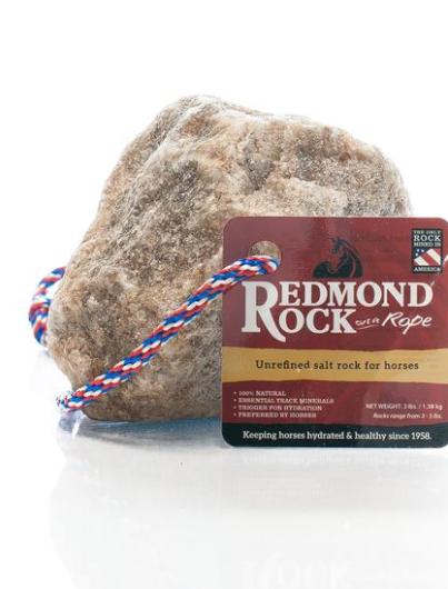 Redmond Rock on a Rope (3 lb)