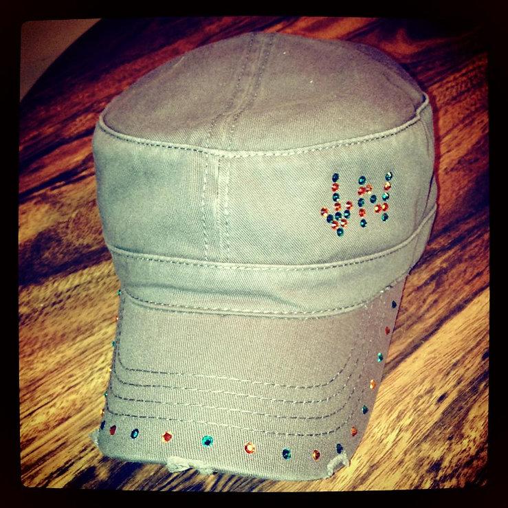 Arrow N Military Cap