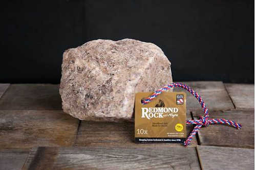 Large Redmond Rock on a Rope (7-10 lbs)