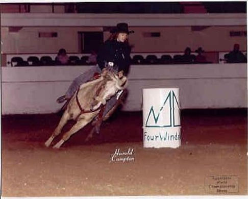 Brenda Sedlak, barrel racing, clinic, Riding Lessons with Brenda Sedlak