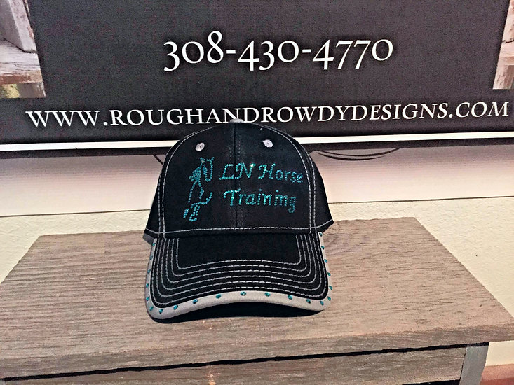 LN Horse Training Ball Cap