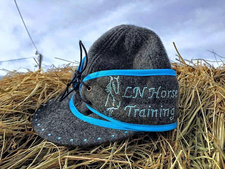 LN Horse Training Crown Cap