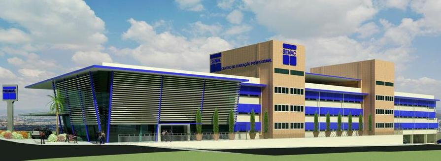 Projeto Estrutural Centro Educação